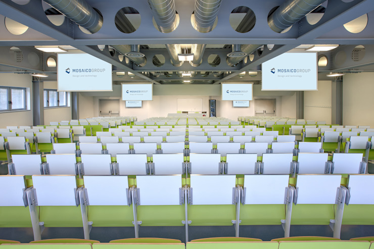 Future Learning Spaces MosaicoGroup Scuole moderne