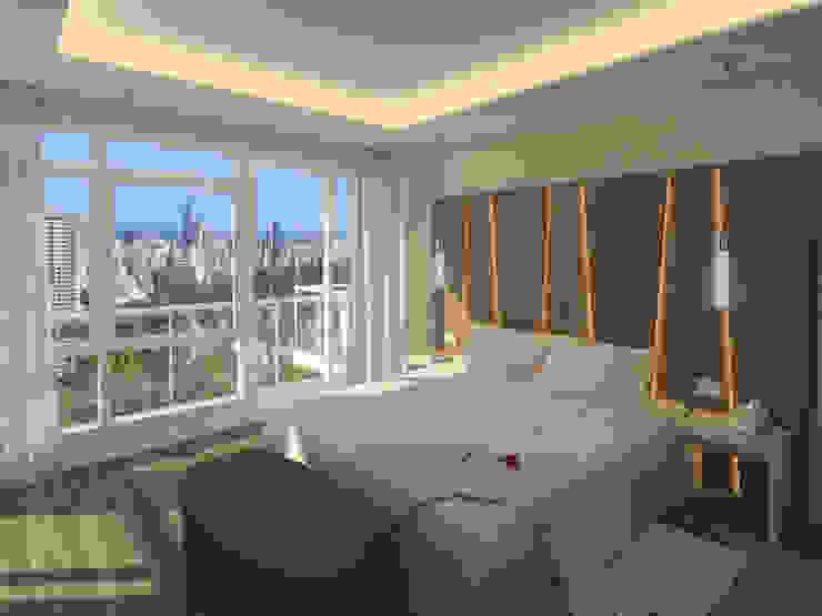 Apartamento Kikambala Dormitorio BELTÁ & FRAJUMAR DormitoriosCamas y cabeceras