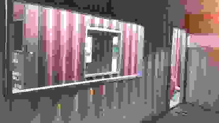 ตู้คอนเทนเนอร์ออฟฟิต โดย ชัยภูมิบ้านตู้คอนเทนเนอร์