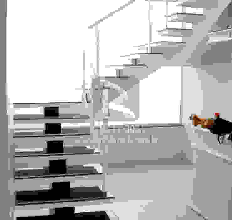 by Resistech Escadas Modern Concrete