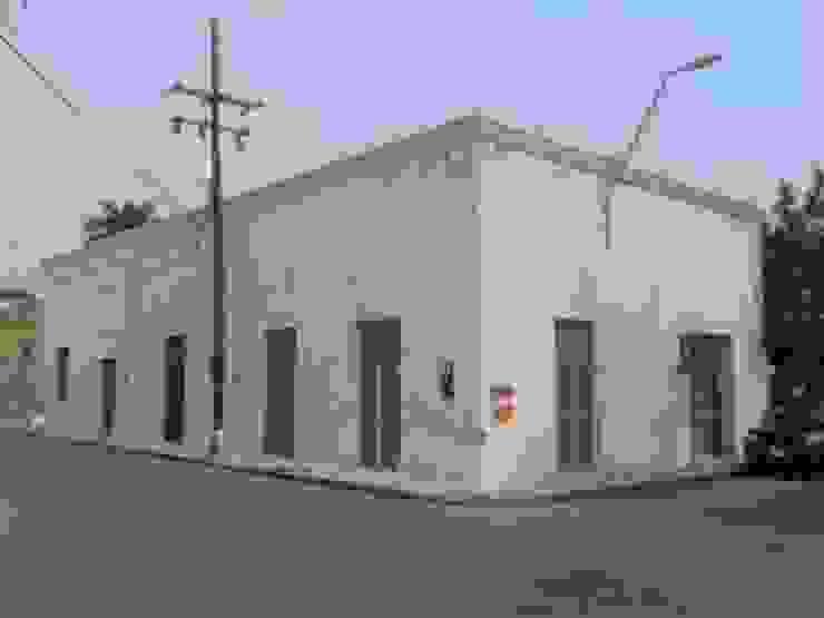 Vista de las fachadas estado original. de Creatividad y Construcción ( CREACON )