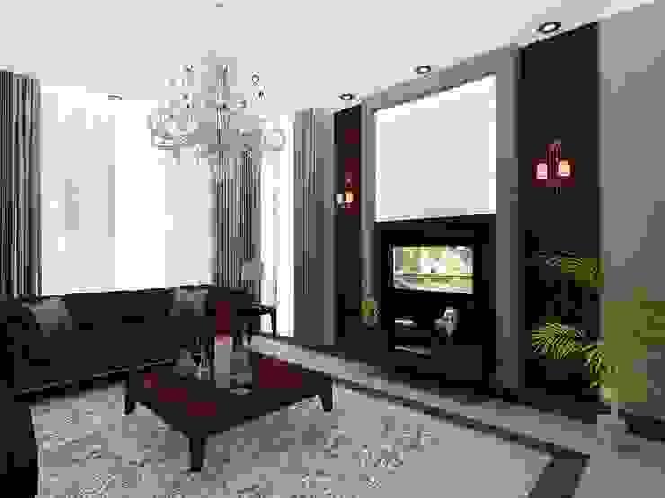Classic style living room by الرواد العرب Classic