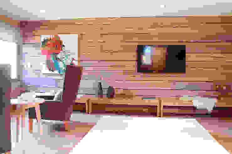Espacio Sum Hoteles de estilo moderno de INTEGRAR DISEÑO Moderno