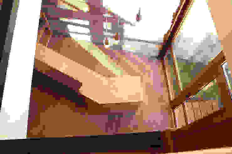 Suites&Aparts Huenu. Hoteles de estilo moderno de INTEGRAR DISEÑO Moderno