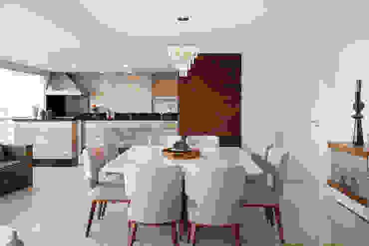 Comedores de estilo  por Ahph Arquitetura e Interiores,