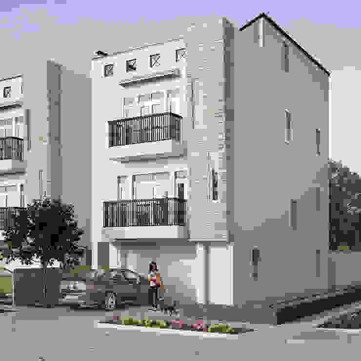 Fotos varias Casas modernas de Banda & Soldevilla Arquitectos Moderno