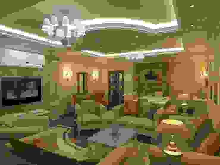 Гостиная в классическом стиле от الرواد العرب Классический