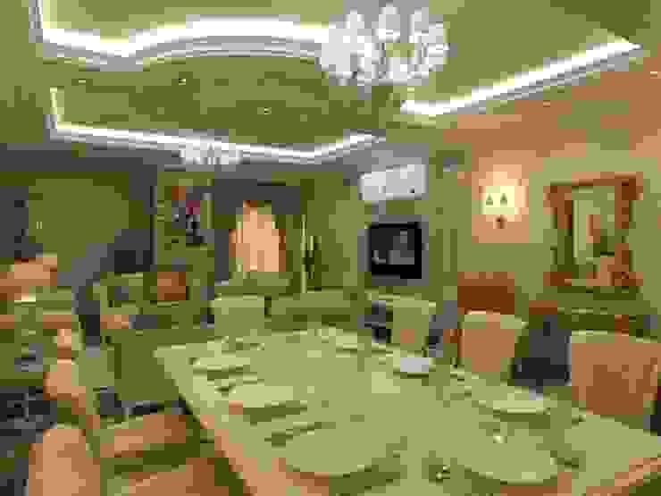 Klassieke eetkamers van الرواد العرب Klassiek