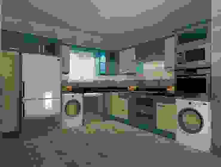 Classic style kitchen by الرواد العرب Classic