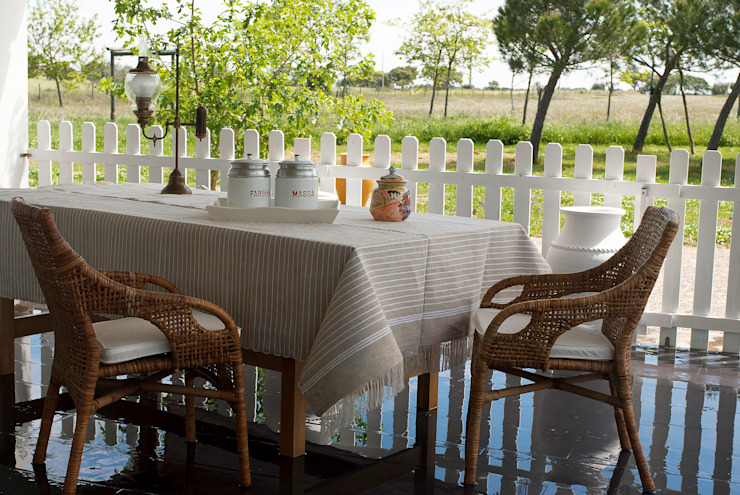Linho de Cerva e Limões Dining roomAccessories & decoration Flax/Linen Beige