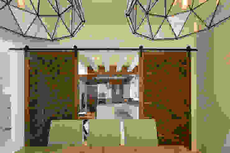 Cozinhas modernas por TAMEN arquitectura Moderno