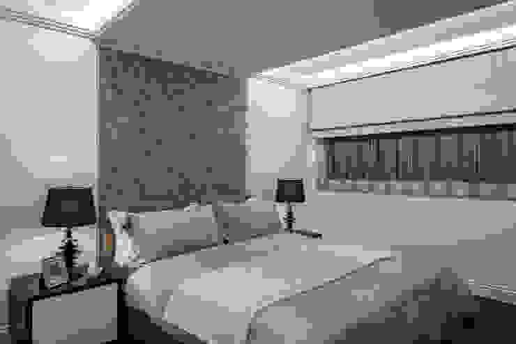 Schlafzimmer von 大荷室內裝修設計工程有限公司