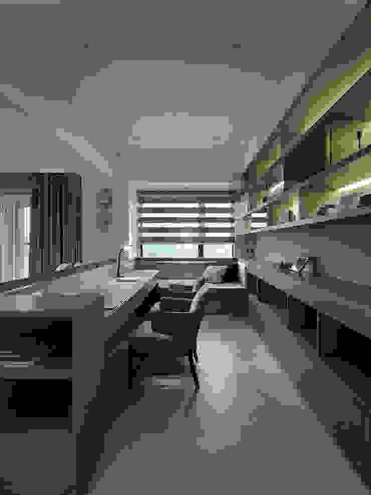關於家的體感溫度 by 大荷室內裝修設計工程有限公司 Modern