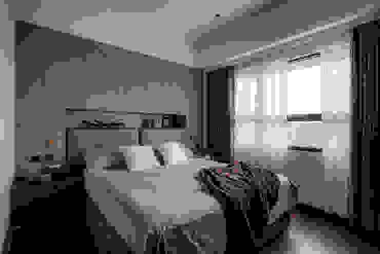 洗滌身心。療癒自然宅 根據 大荷室內裝修設計工程有限公司 現代風