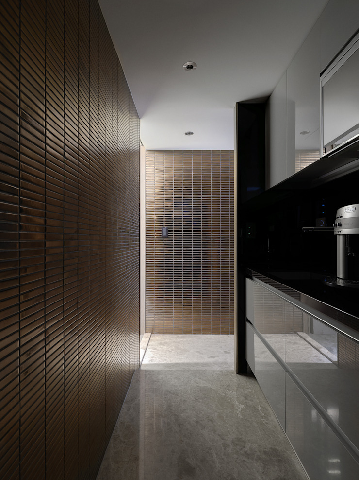 工作空間的最大值 大荷室內裝修設計工程有限公司 Modern style kitchen