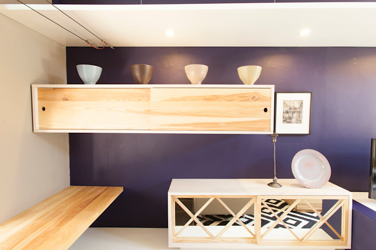 House B Jozi by Redesign Interiors Eclectic