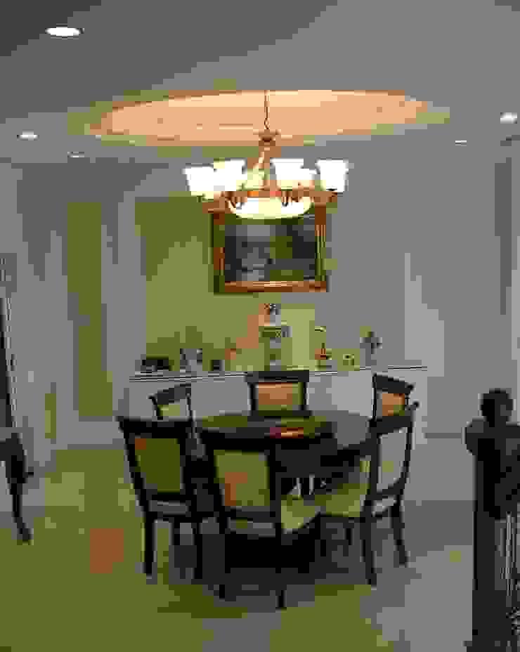 บ้านหรูเฟอร์นิเจอร์โทนสีขาว โดย Avatar Co., ltd.
