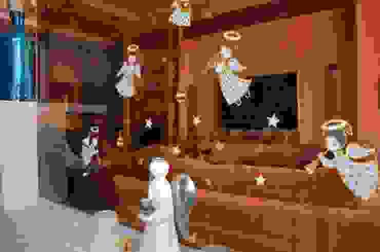 Modern living room by Студия интерьера Дениса Серова Modern