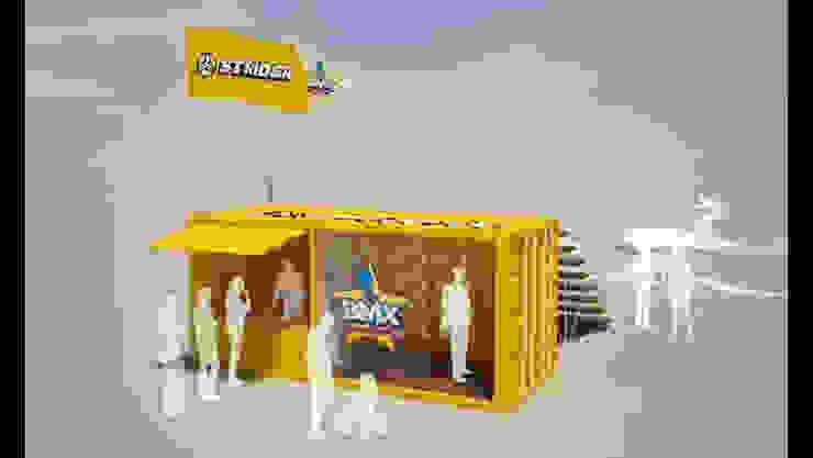 Desporto INSIDE THE BOX por BOXCODE