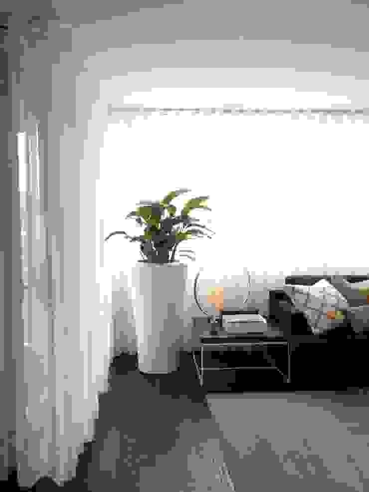 APARTAMENTO ZURIQUE Salas de estar minimalistas por AROSO MACHADO Minimalista