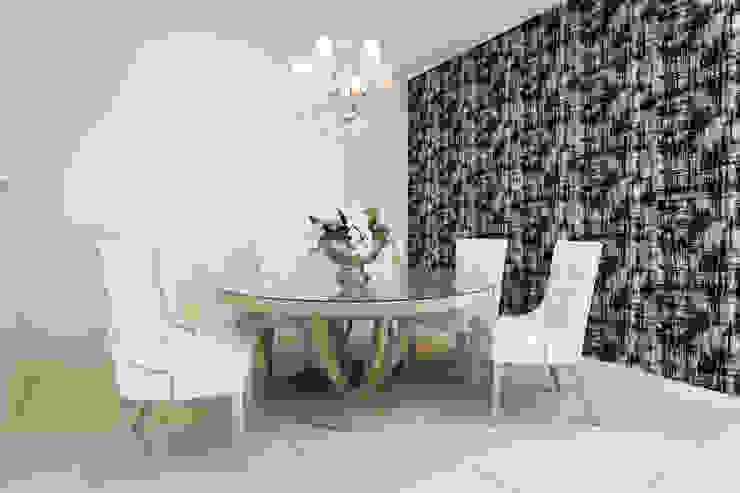 Dining Room Modern dining room by Tru Interiors Modern