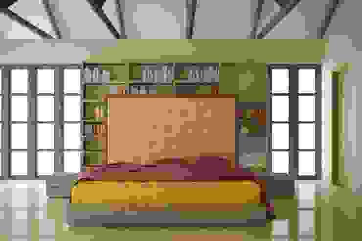 Chambre originale par santiago dussan architecture & Interior design Éclectique
