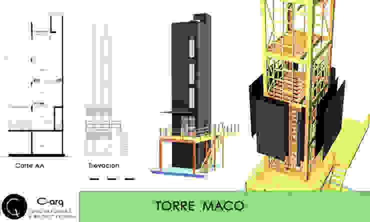 arquitectura de c-arq