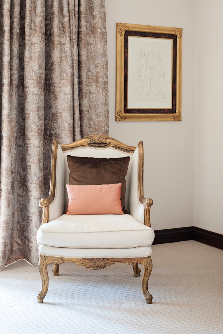 Main Bedroom Country style bedroom by Tru Interiors Country