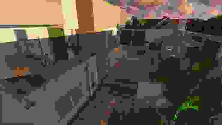 Modern Terrace by Ivonete Teixeira Arquitetura Modern