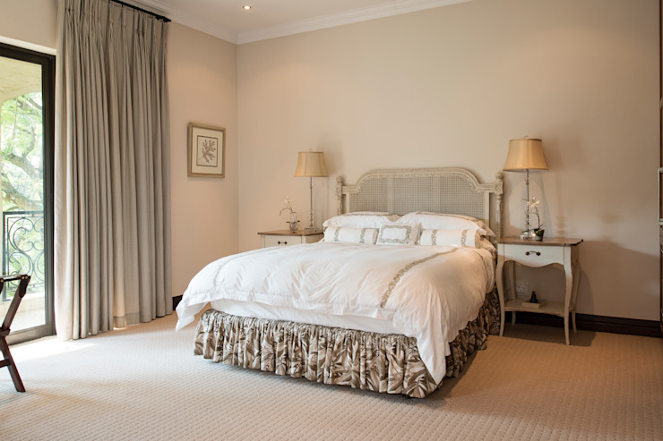 Guest Bedroom Country style bedroom by Tru Interiors Country