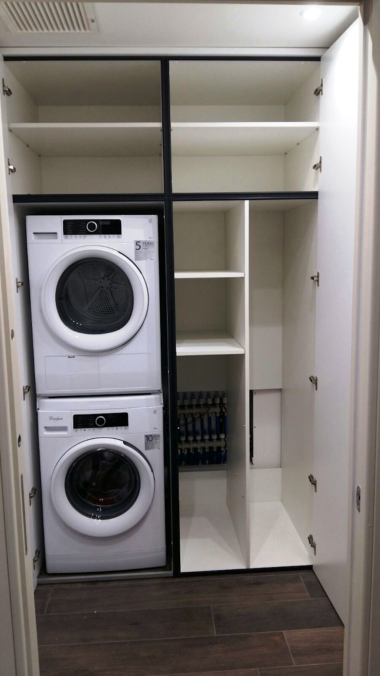 Vibo Cucine sas di Olivero Bruno e c. Modern style bathrooms