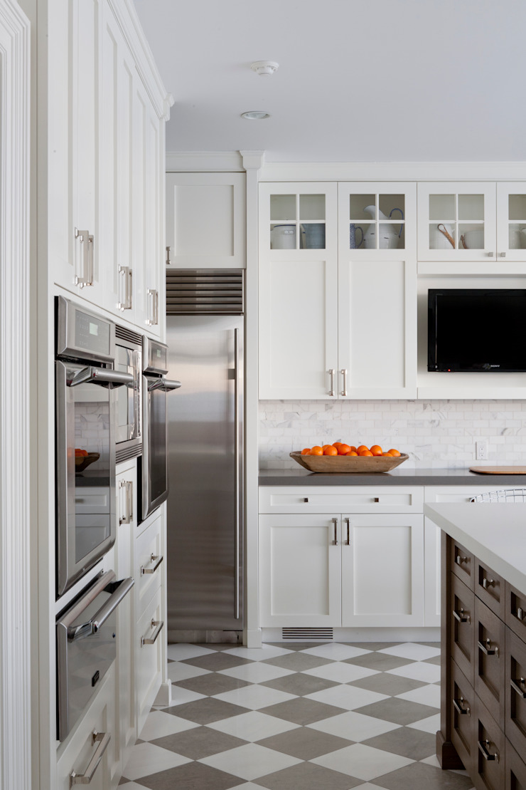 Greenwich Modern Kitchen by foley&cox Modern