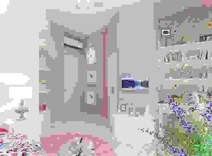 Dormitorios infantiles de estilo clásico de Студия интерьера Дениса Серова Clásico