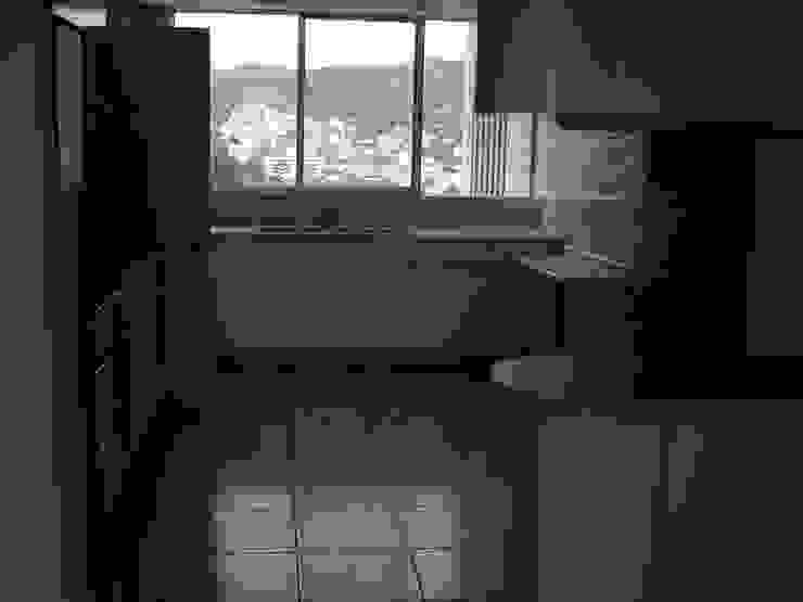 Cocina de Casa Época Arquitectos