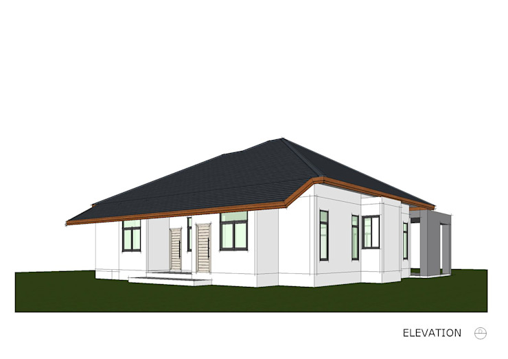 Rumah Modern Oleh Takuapa125 Modern
