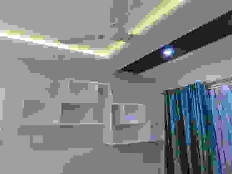 Salas de estilo moderno de Bluebell Interiors Moderno Tablero DM