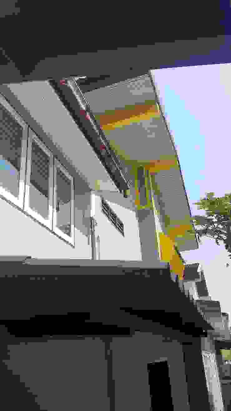 Renovate บ้านเดี่ยว โดย บอส รับเหมาก่อสร้าง