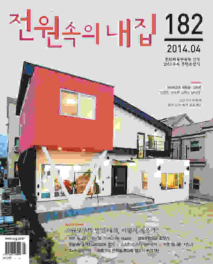 J-HAUS 모던스타일 주택 by 지호도시건축사사무소 모던 우드 우드 그레인