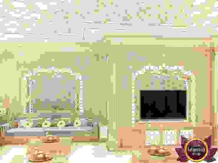 The charm of the oriental style interiors Katrina Antonovich by Luxury Antonovich Design Asian