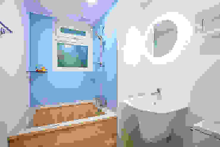 homify 스칸디나비아 욕실
