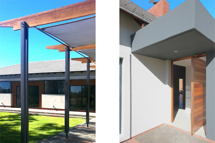 Lillyvale House 01 Modern houses by Sergio Nunes Architects Modern