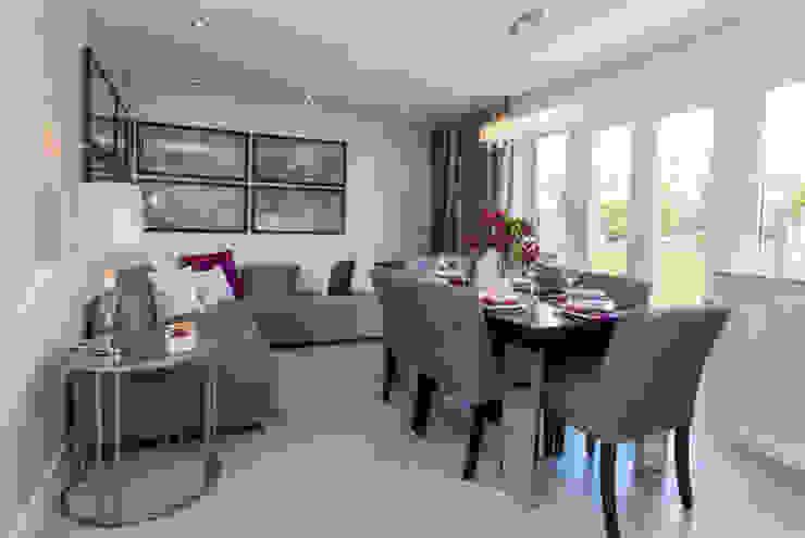 Dining room by Graeme Fuller Design Ltd, Modern