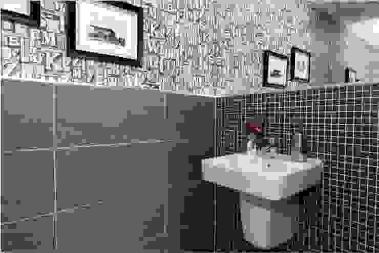 Baños de estilo  por Graeme Fuller Design Ltd, Moderno