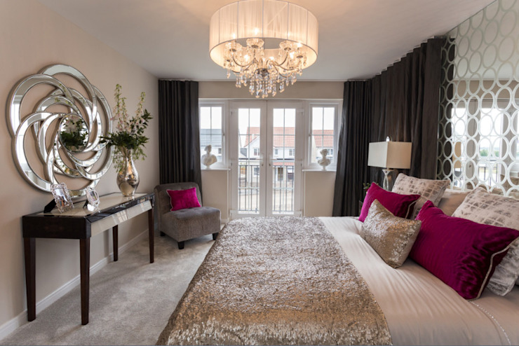 New Year - New Home Decor Ideas......... โดย Graeme Fuller Design Ltd โมเดิร์น