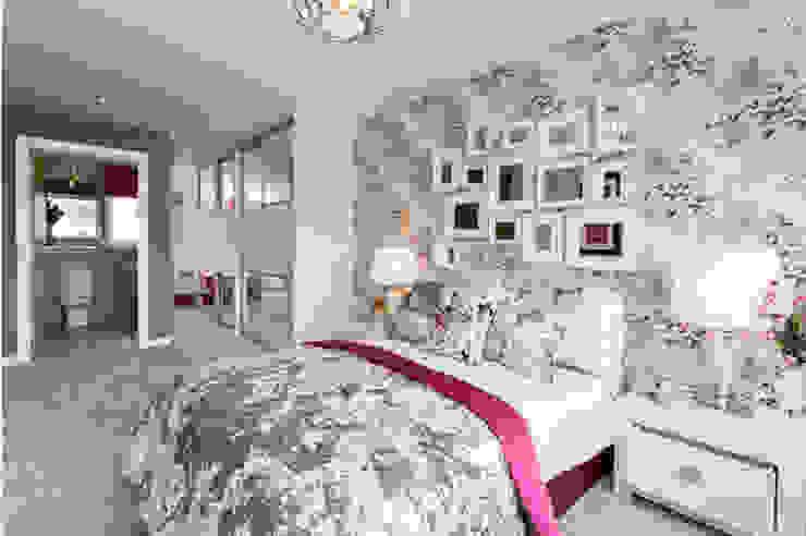 Dormitorios de estilo  por Graeme Fuller Design Ltd, Moderno