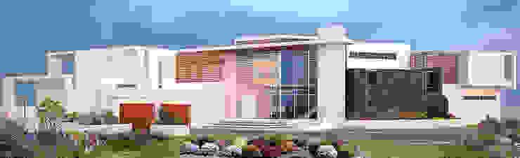 House Ali Modern houses by homify Modern