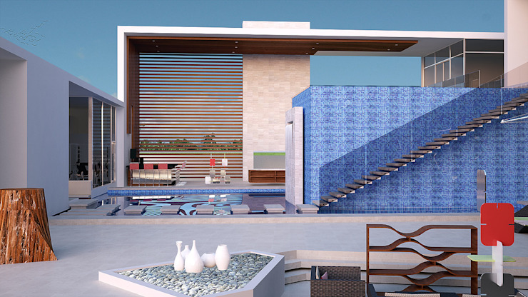 House Ali by homify Modern