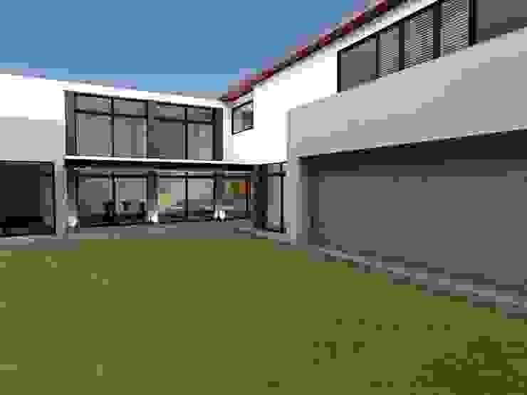 Diseño Oficinas Modernas Edificios de oficinas de estilo moderno de casas eco constructora Moderno