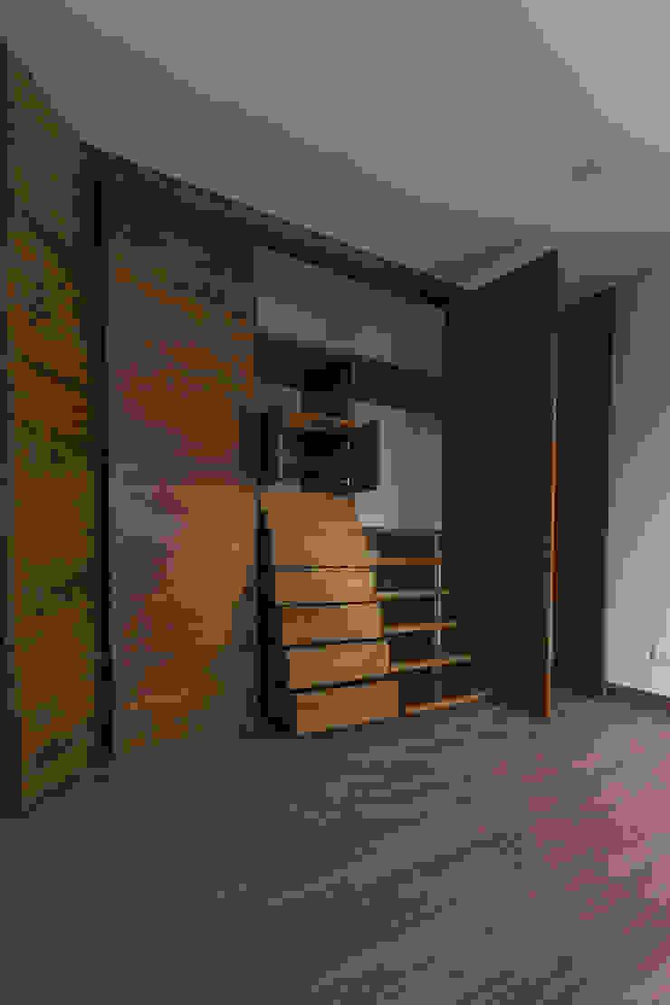2M Arquitectura Spogliatoio minimalista