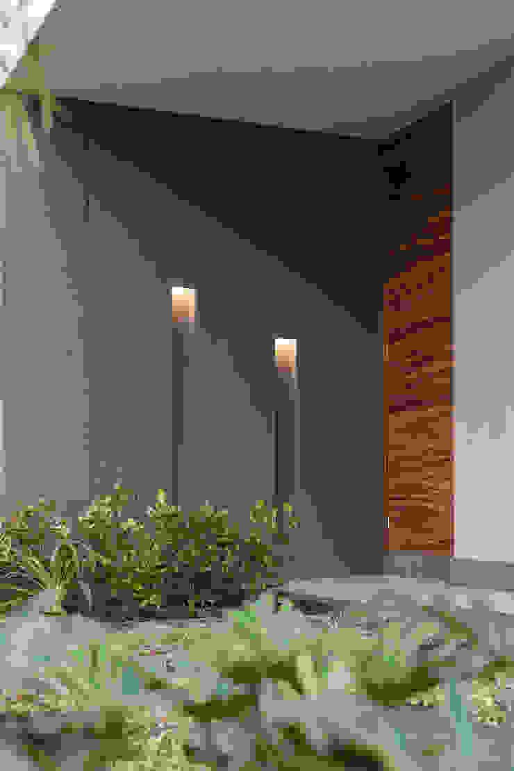 2M Arquitectura 庭院